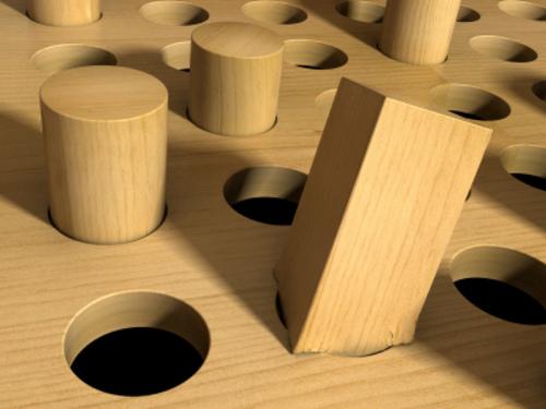 Square peg, round paradigm Part II